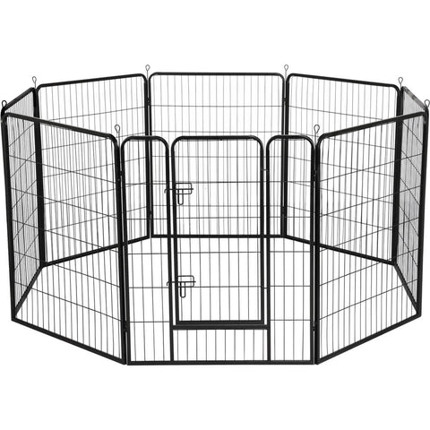 Dog Playpen 40 Inch 8/16 Panels