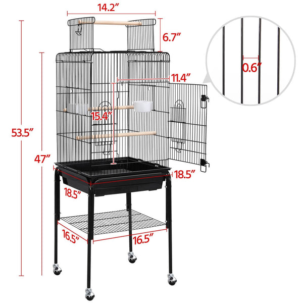 47-inch Bird Cage for Sale