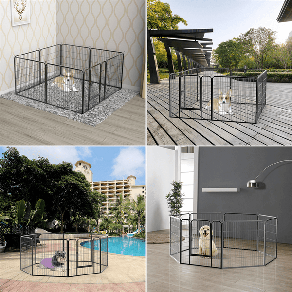 Puppy Playpen 8 Panels