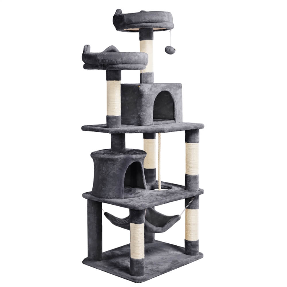 "62.2""H Large Cat Tree"
