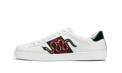 Ace Embroidered Snake Sneakers Gucci homme femme