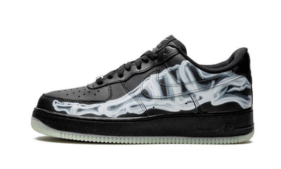 Air Force 1 Low Black Skeleton (2019) Sneakers Nike homme femme