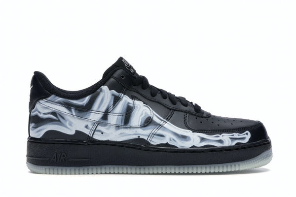 Air Force 1 Low Black Skeleton (2019)