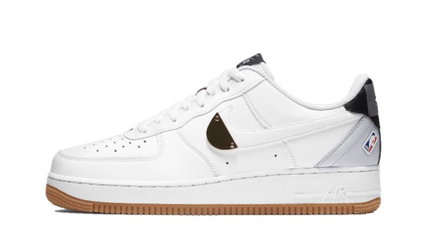 Air Force 1 Low NBA White Grey Gum - Nike - Thesommelierchef