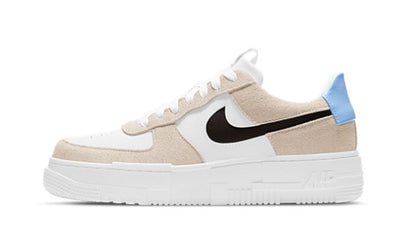 Baskets Air Force 1 Low Pixel Desert Sand Nike Kikikickz