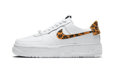 Air Force 1 Low Pixel Leopard Sneakers Nike homme femme
