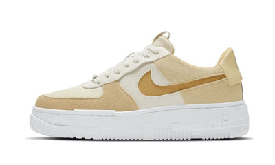 Air Force 1 Low Pixel Sail Tan Sneakers Nike homme femme