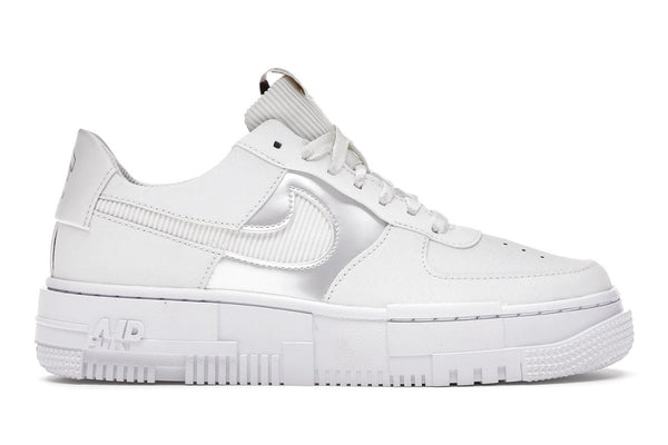 Air Force 1 Low Pixel White Gold Chain - Nike - Thesommelierchef