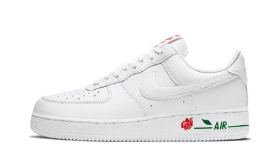 Air Force 1 Low Rose White Sneakers Nike homme femme