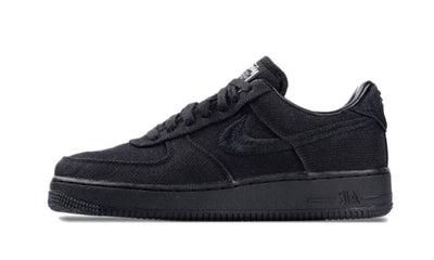 Baskets Air Force 1 Low Stussy Black Nike Kikikickz