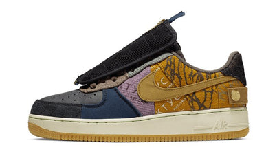 Air Force 1 Low Travis Scott - Sail Sneakers Nike homme femme