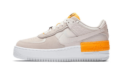 Air Force 1 Shadow Beige Orange Sneakers Nike homme femme