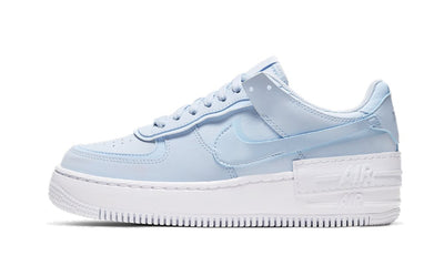 Baskets Air Force 1 Shadow Hydrogen Blue Nike Kikikickz