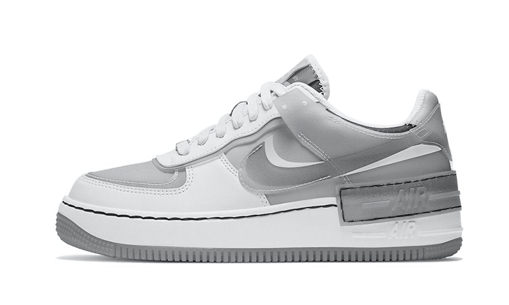 Air Force 1 Shadow Particle Grey - Nike - Gov