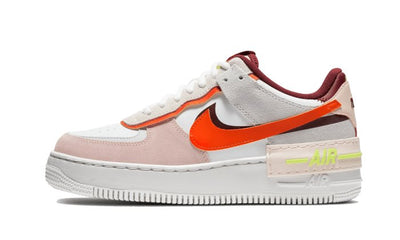 Air Force 1 Shadow Team Red Volt Sneakers Nike homme femme