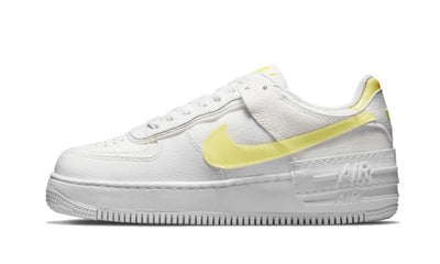 Air Force 1 Shadow White Citron Sneakers Nike homme femme
