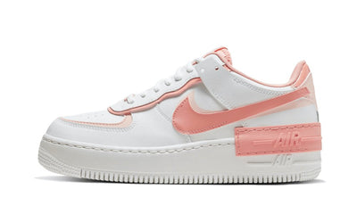 Baskets Air Force 1 Shadow White Pink Nike Kikikickz