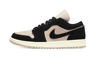 Baskets Air Jordan 1 Low Black Guava Ice Air Jordan Kikikickz