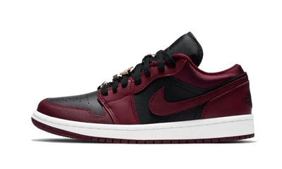 Baskets Air Jordan 1 Low Dark Beetroot Air Jordan Kikikickz