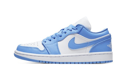 Baskets Air Jordan 1 Low UNC Air Jordan Kikikickz