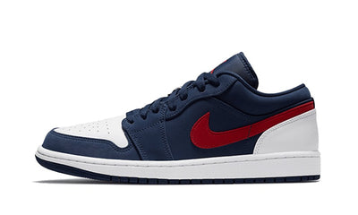 Baskets Air Jordan 1 Low USA Air Jordan Kikikickz