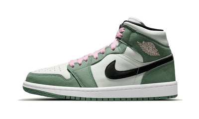 Air Jordan 1 Mid Dutch Green Sneakers Air Jordan homme femme
