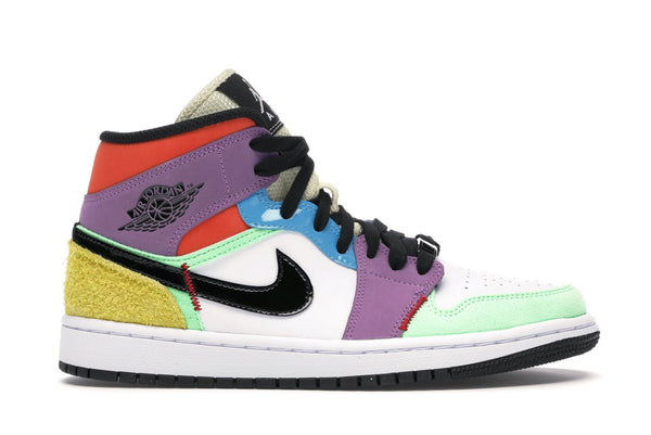 Air Jordan 1 Mid SE Multi-Color