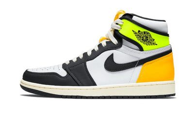 Air Jordan 1 Retro High OG Volt Gold Sneakers Air Jordan homme femme