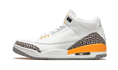 Air Jordan 3 Retro Laser Orange Sneakers Air Jordan homme femme
