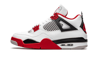 Baskets Air Jordan 4 Retro Fire Red (2020) Air Jordan Kikikickz
