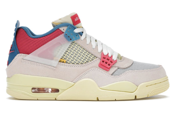 Air Jordan 4 Union Guava