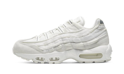 Air Max 95 Comme Des Garçons White Sneakers Nike homme femme
