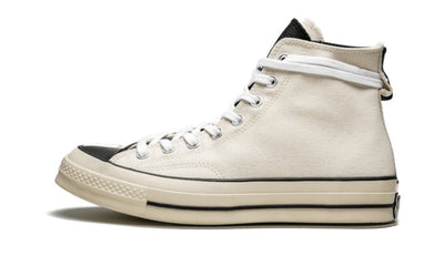 Chuck Taylor All-Star 70s Hi Fear of God Cream Sneakers Converse homme femme