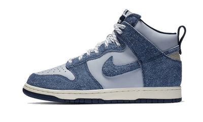 Baskets Dunk High AB Notre Blue Void Nike Kikikickz
