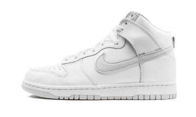 Baskets Dunk High Pure Platinum Nike Kikikickz