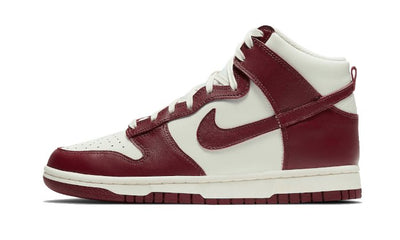 Dunk High Sail Team Red Sneakers Nike homme femme