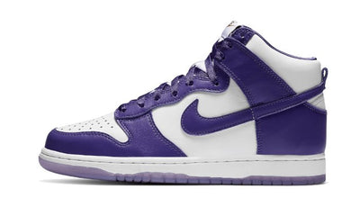 Baskets Dunk High SP Varsity Purple Nike Kikikickz