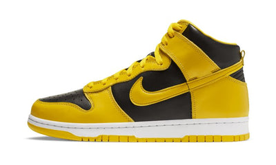 Baskets Dunk High Varsity Maize Nike Kikikickz