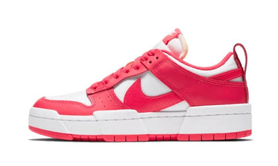Dunk Low Disrupt Siren Red Sneakers Nike homme femme