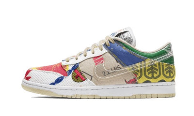 Dunk Low SP City Market Sneakers Nike homme femme