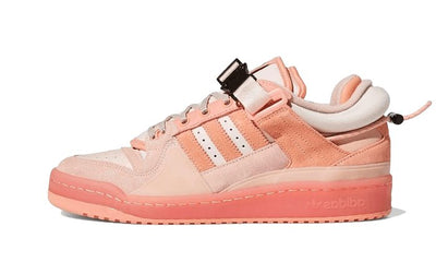Forum Low Bad Bunny Pink Easter Egg Sneakers Adidas homme femme