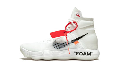 "Hyperdunk Off-White ""The Ten"" Sneakers Nike homme femme"