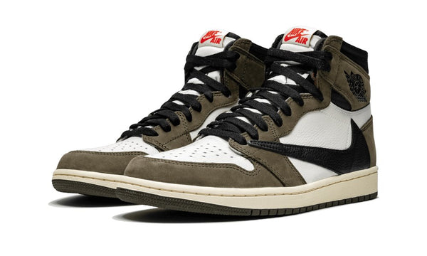 Air Jordan 1 High Travis Scott Sneakers Air Jordan homme femme