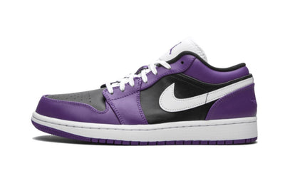 Baskets Jordan 1 Low Court Purple Air Jordan Kikikickz