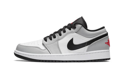 Baskets Jordan 1 Low Light Smoke Grey Air Jordan Kikikickz