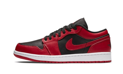Baskets Jordan 1 Low Reverse Bred Air Jordan Kikikickz