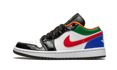 Air Jordan 1 Low SE Multi-Color Sneakers Air Jordan homme femme