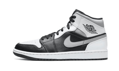 Air Jordan 1 Mid White Shadow Sneakers Air Jordan homme femme