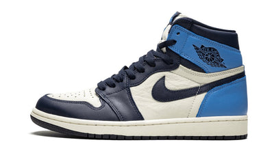 Air Jordan 1 Retro High Obsidian UNC Sneakers Air Jordan homme femme