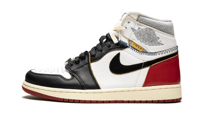 Air Jordan 1 Retro High Union Black Toe NRG Sneakers Air Jordan homme femme